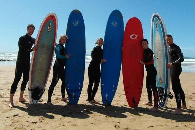 Expérience de surf à Taghazout d'Agadir