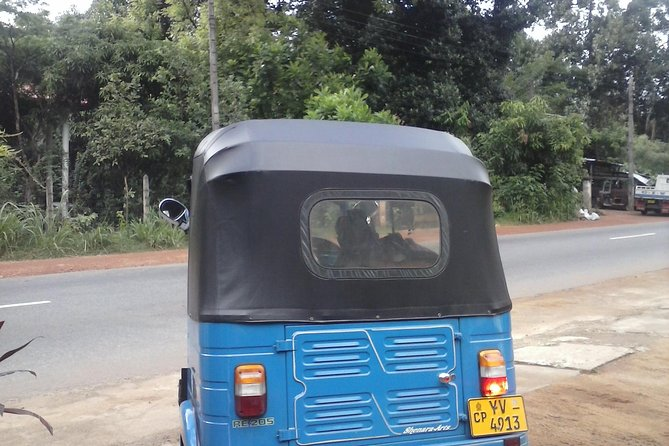 Private Tuk Tuk Colombo City Tours