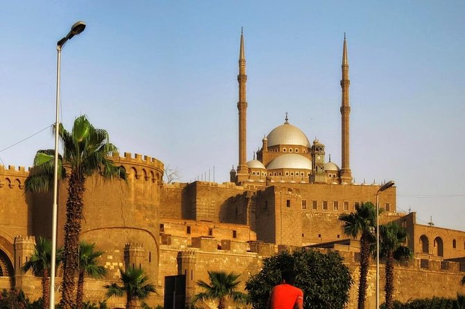 Private Day Tour: to Citadel - Coptic & Islamic Cairo