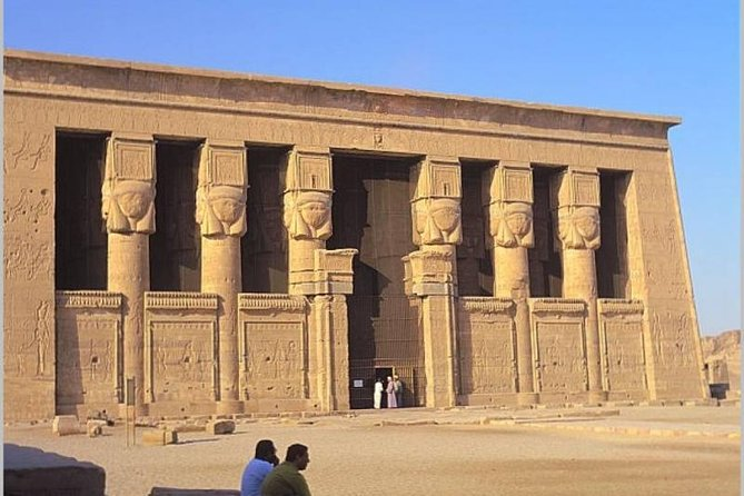 Private Full Day Tour: Dendera & Abydos from Luxor