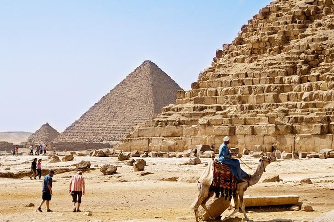 Day Tour to Cairo from Hurghada by Air