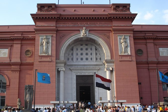 Half-Day Private Guided Tour to the Egyptian Museum photo 4