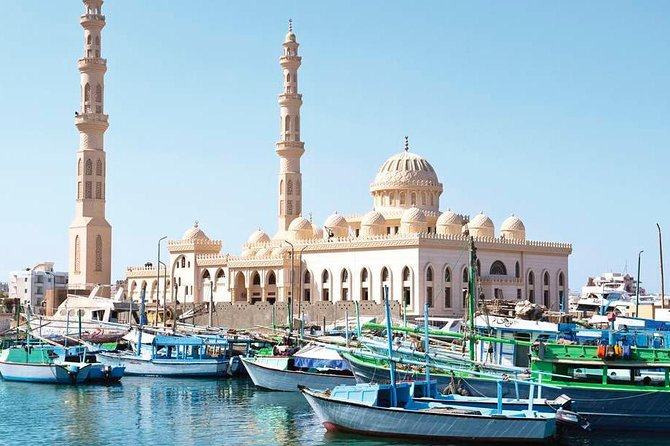 Shore Excursion Private Tour: Hurghada City Sightseeing from Safaga Port