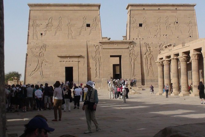 Private Half Day Tour: Philae Temple & Unfinished Obelisk & High Dam in Aswan