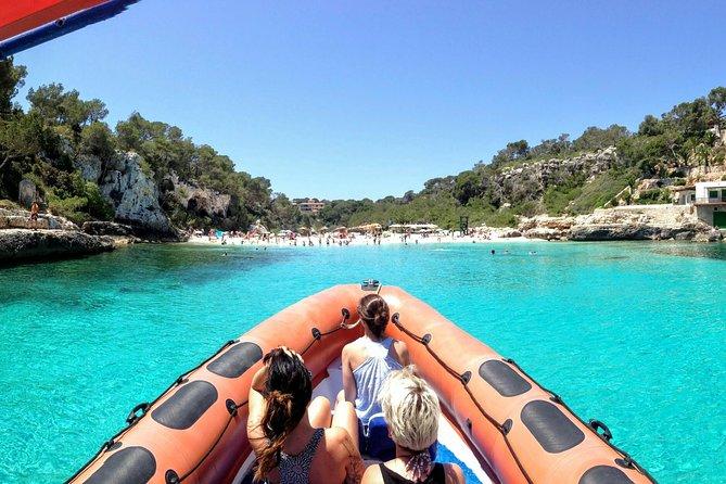 Boat Trip Explorer Tour from Cala Figuera to Cala Màrmols Mallorca