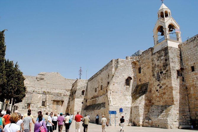 Half Day Private Tour of Bethlehem with Pick-Up