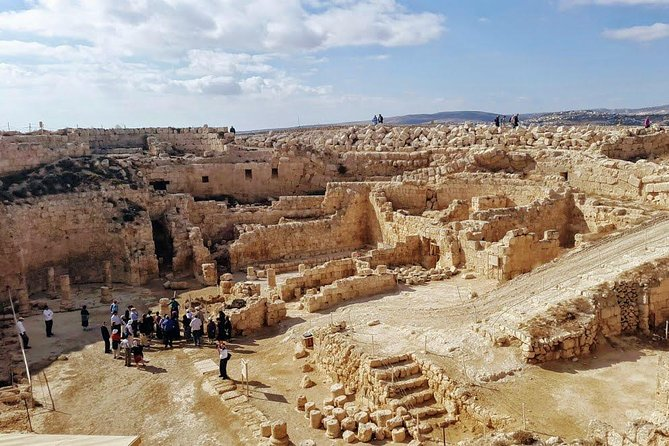 Private Tour: Old City of Bethlehem and Herodium