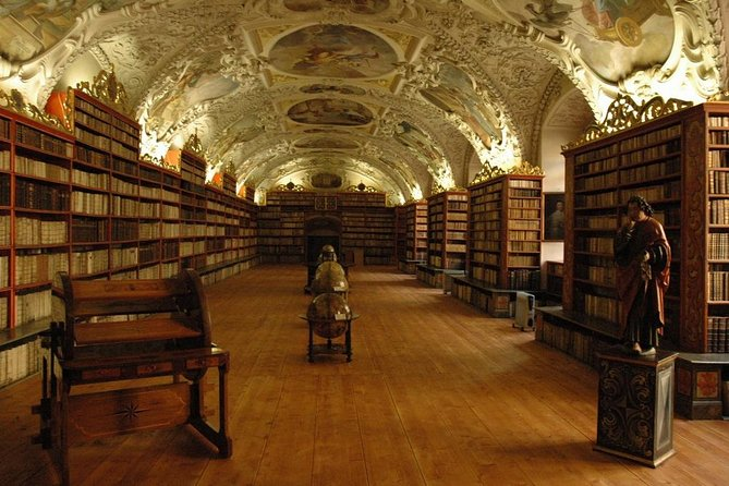 Private Custom Tour of Strahov Library and Prague