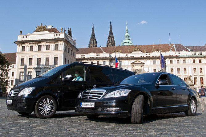 Private Transfer to Prague from Berlin
