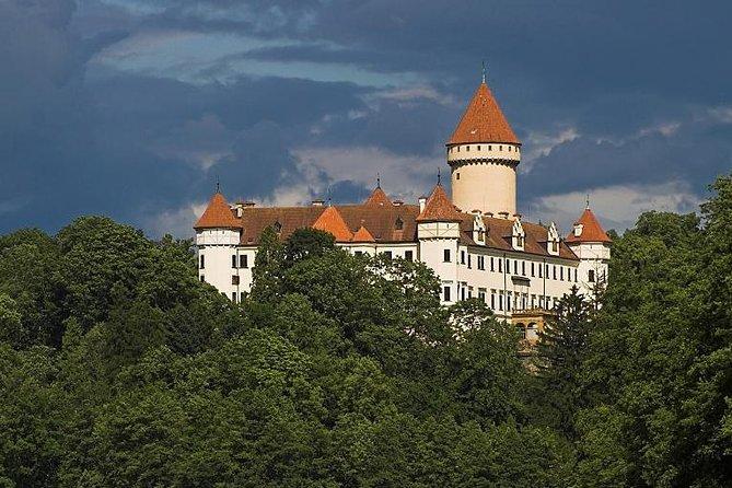Private Tour: Konopiste Castle Tour from Prague