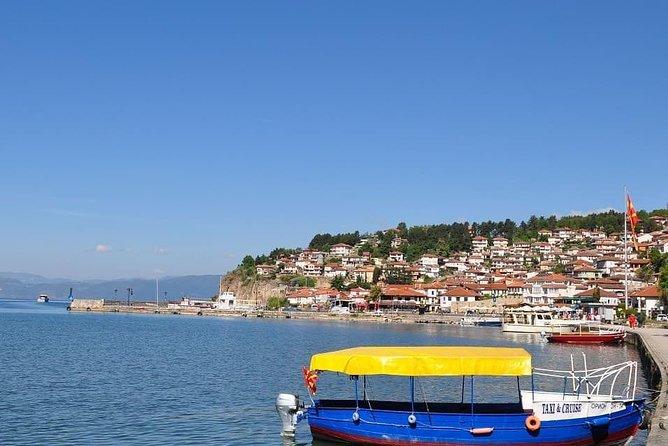 Excursión a pie de medio día de Ohrid