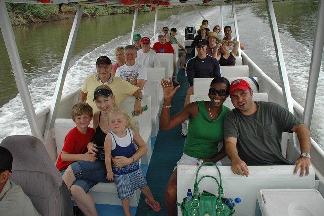 Palo Verde National Park boat tour