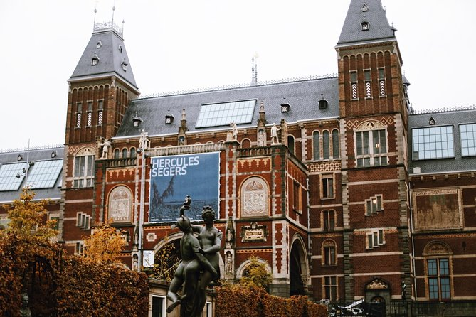 Skip-the-line Rijksmuseum and Van Gogh Museum Semi-Private Guided Tour