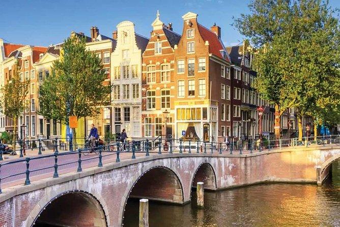 Recorrido guiado privado SuperSaver: Centro de la ciudad de Ámsterdam y Barrio Rojo