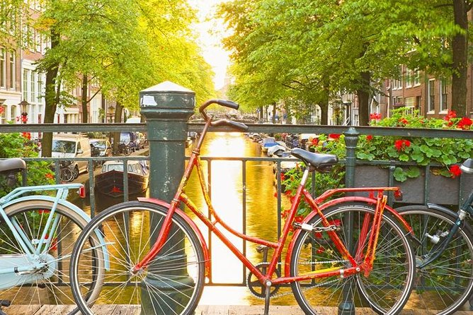 Amsterdam City Center & History Guided Walking Tour - Private Tour