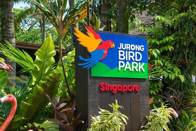Jurong Bird Park Admission Ticket