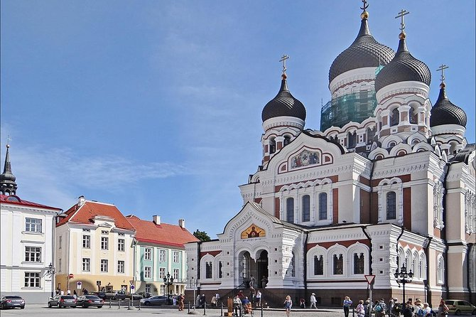 Tallinn Like a Local: Customized Private Tour