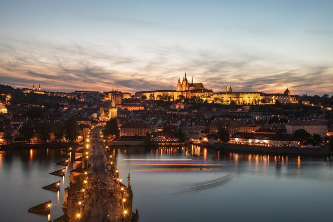 Prague Castle & Bus