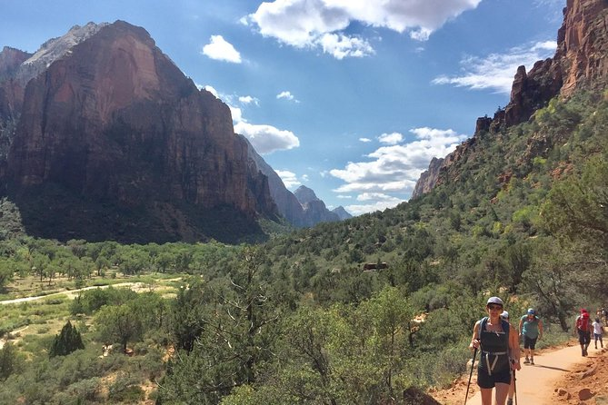 Zion National Park Day Tour