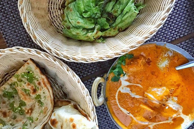 South Delhi Food Tour - Discover the best food of India