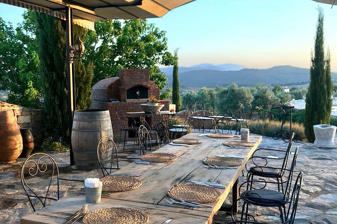 Food and Wine pairing Dinner at Karnas Vineyards Bodrum