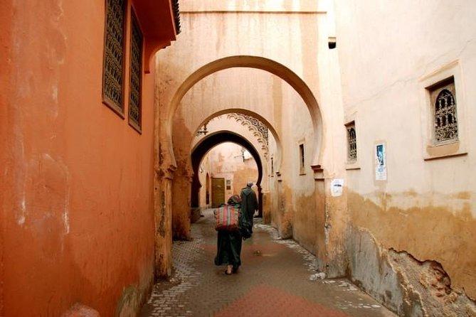 Medina of Marrakesh guided tour