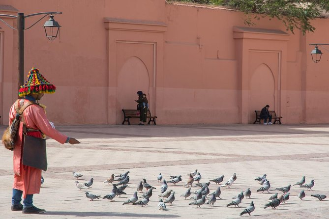 Medina of Marrakech Walking Tour