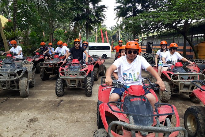 Atv Quad Ride & 2 Hours Lulur SPA Package