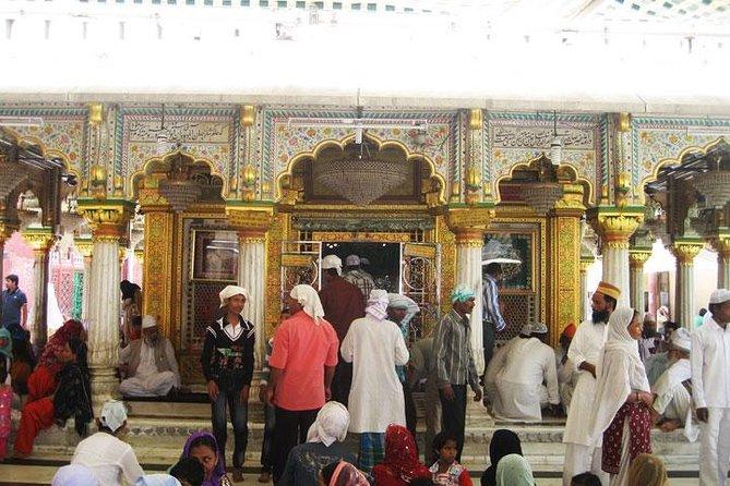 UNESCO Heritage Site: Humayun's Tomb med Nizamuddin Basti Walking Tour