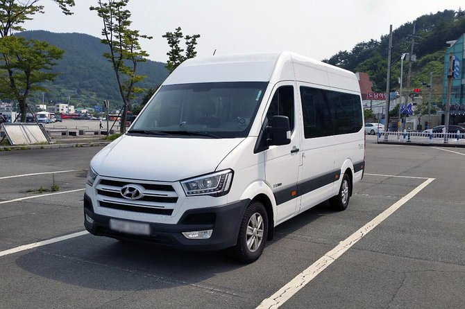 Private Airport Transfer: Incheon Airport to Seoul City (1-9 pax)