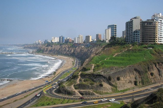 Private Tour: Lima City Sightseeing Including Barranco District