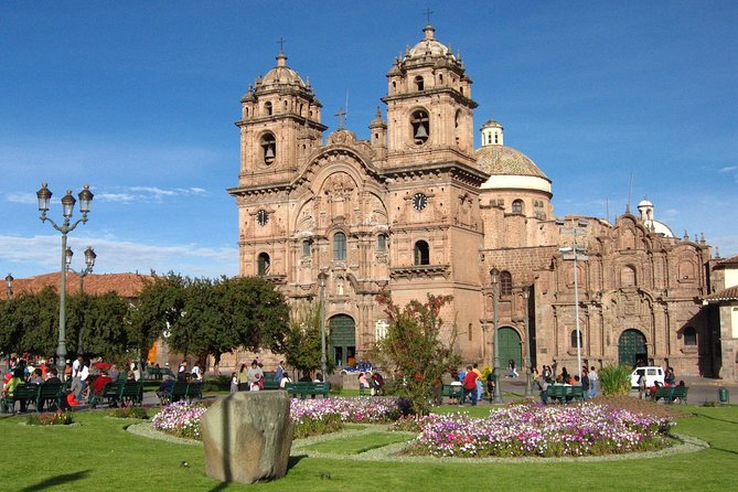 Private Tour: Cusco City Sightseeing including San Pedro Market and Archaeological Sites