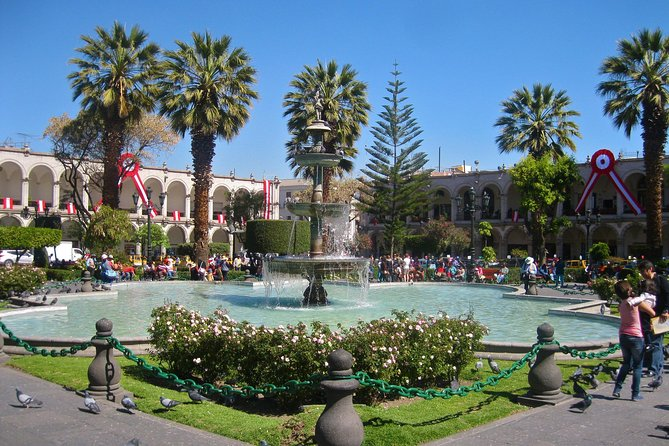 Private Arequipa City Tour: Juanita Museum, Santa Catalina and Colonial Suburbs