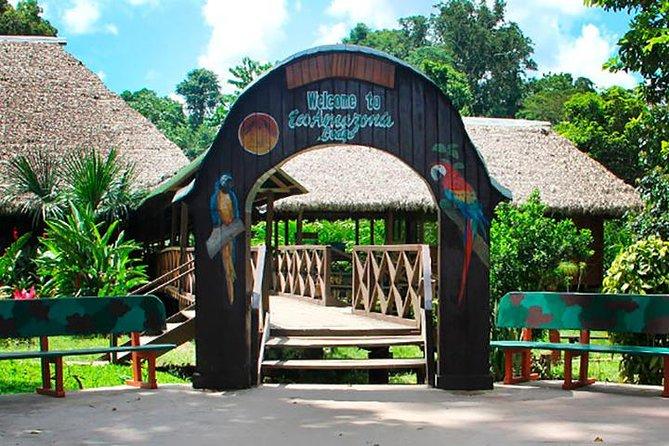 3-Day Eco Amazonia Lodge in the Amazon Jungle ECOMAGICO