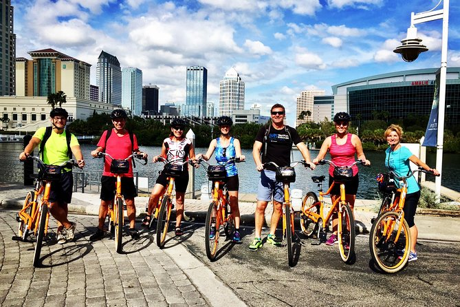 Discover Tampa By Bike