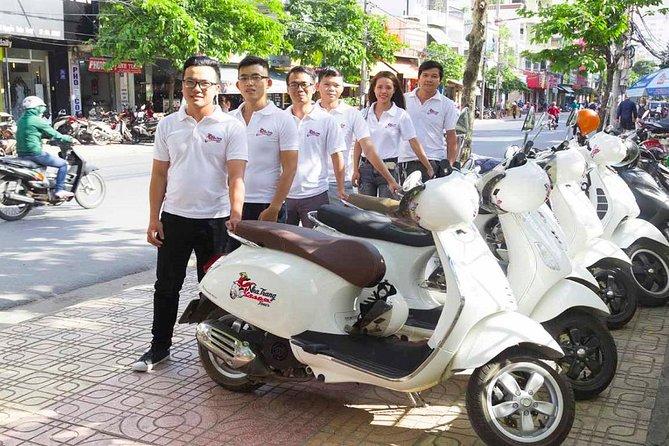 Vespa Nha Trang Culture Tour