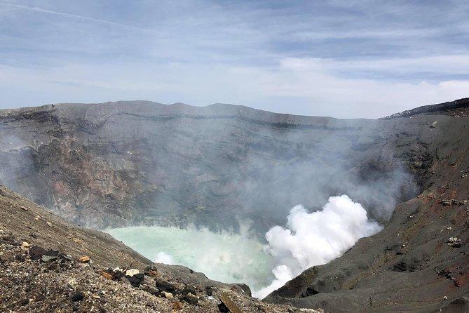 Aso, Kumamoto: 3 Day Volcano Trek & Cultural Tour