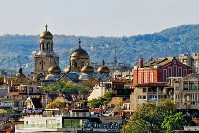 Explore the French Influence in Varna + Walking + Wine tasting tour