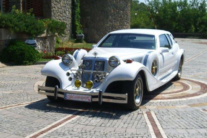 Private Retro Stylish Tour of Sliven with Tiffany Classic