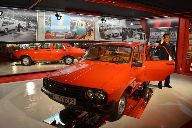 Self-guided Retro Museum Varna Tour