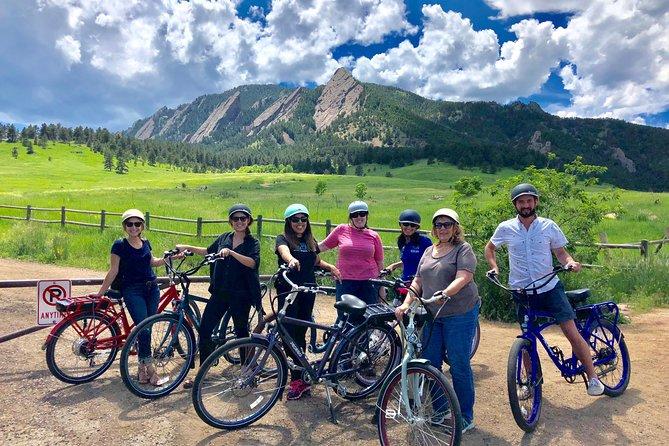 Best of Boulder E-Bike Tour