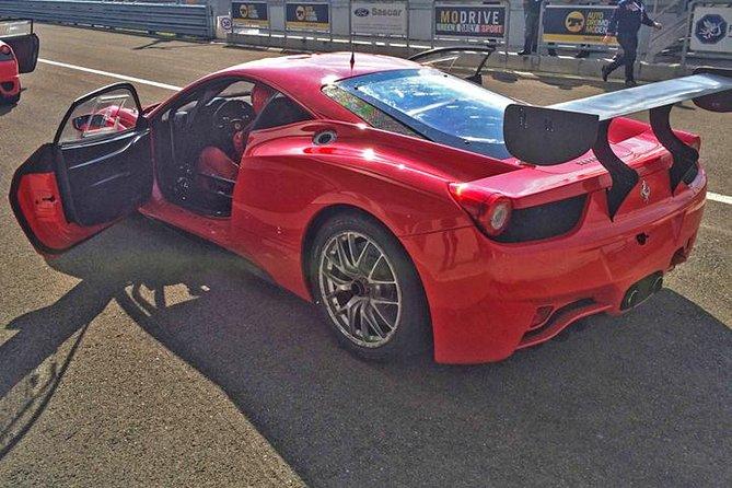 Ferrari Driving Experience On A Racetrack 2021 Bologna