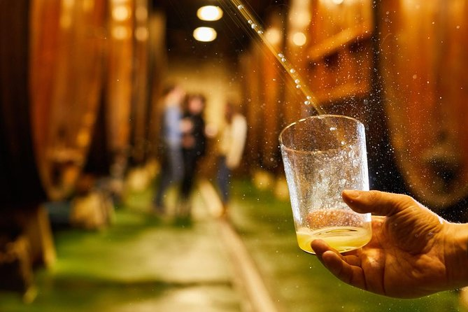 """Basque Cider House"" guided tour + meal from San Sebastian"