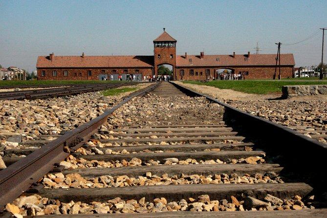 Auschwitz- Birkenau and Wieliczka Salt Mine in One Day