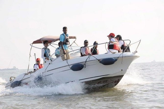 Learn Power Boating in Mumbai Harbour - 8 Hour Course