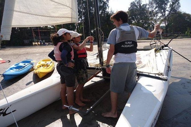 Learn to Multihull at Mandwa Mumbai