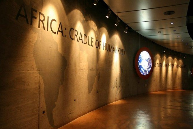 Full day Cradle of Humankind, Maropeng meuseum and Sterkfontein caves tour