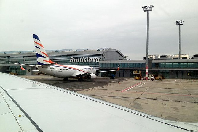 Private Transport to/from Bratislava Airport to Zilina Region