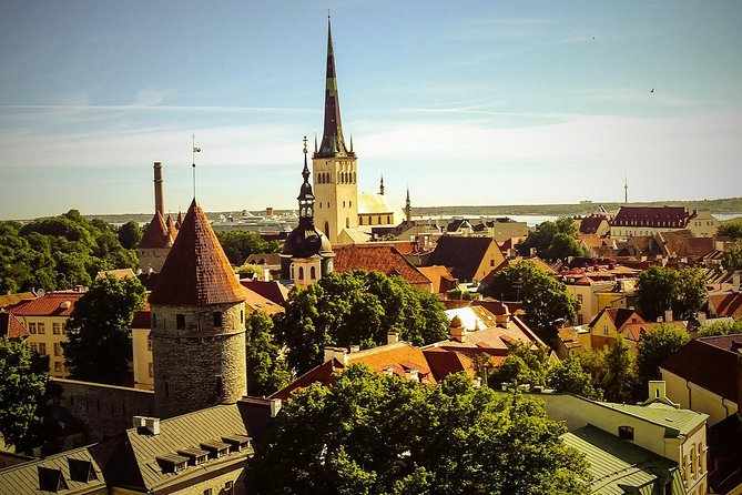 Private Walking Tour of Tallinn Old Town
