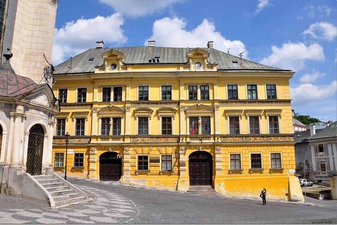 Private Tour: Banska Stiavnica and Topolcianky Day Trip from Bratislava